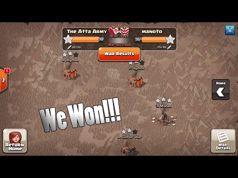 Clash Of Clans | Back At It