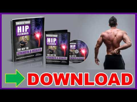 Release Tight Hip Flexors