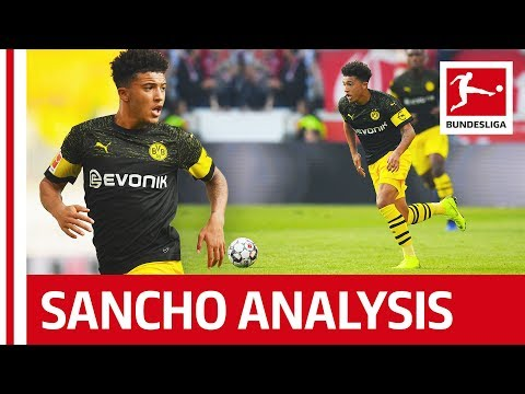 Jadon Sancho – What Makes The English Wonderkid So Good?