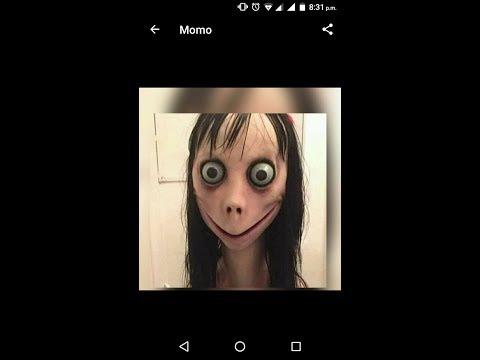 Momo el número extraño de WhatsApp