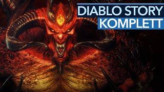 Diablo: Was bisher geschah - Die KOMPLETTE Hintergrundgeschichte