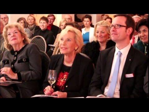 11. Benefiz-Kunstauktion der NCL-Stiftung - www.ArtistTV.de