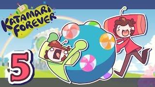 Katamari Forever / Constellation Cancer / Part 5 / Jaltoid Games