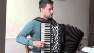 Jonny Kerry - Hungarian Dance No 5 Accordion