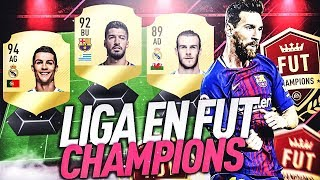 FIFA 18 - MESSI ET RONALDO SOUS LE MÊME MAILLOT POUR FUT CHAMPION !