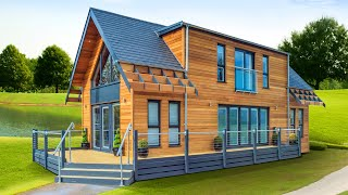 Absolutely Beautiful The Loft Two-storey Holiday Home By Tingdene | Tiny House Big Living