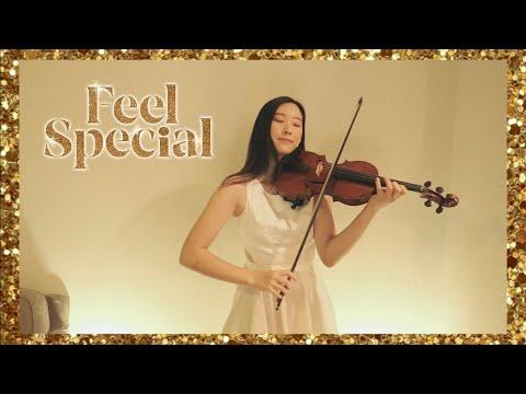 《feel-special》--twice-(트와이스)-violin-cover-(+sheets)