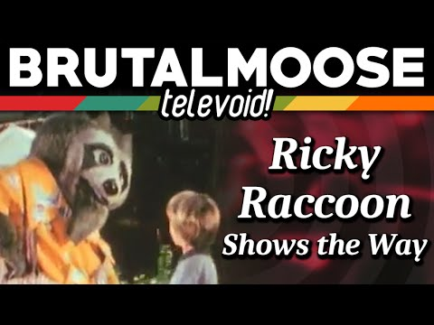 Ricky Raccoon Shows the Way - Televoid!