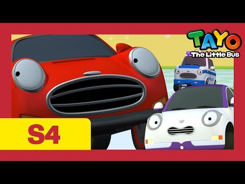 Tayo S4 EP22 l Thank you, Ms. Teach! l Tayo the Little Bus l Season 4 Episode 22