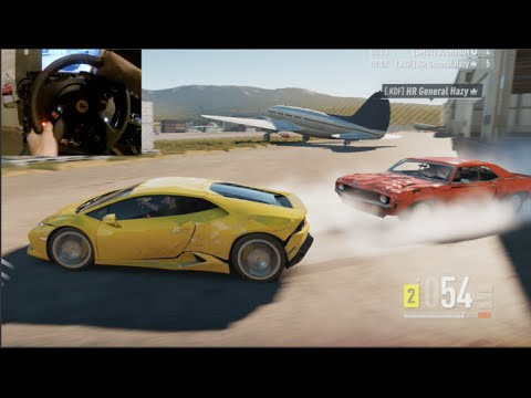 FH2 Online King! 3 Matches w/GoPro Crew Live Comm! -Mustang/IDX/Huracan