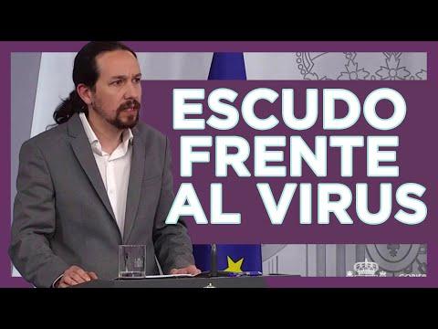 Pablo Iglesias amplía el escudo social contra el COVID-19