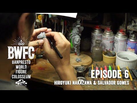 Banpresto World Figure Colosseum 2017 - Episode 06