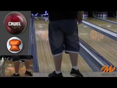 Motiv Cruel LE bowling ball by Joe Stillman, BuddiesProShop.com