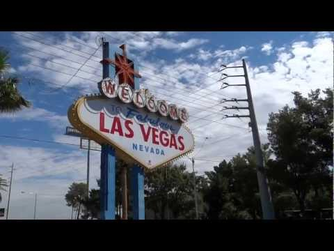 Las Vegas, Nevada - Welcome to Fabulous Las Vegas sign HD (2012)