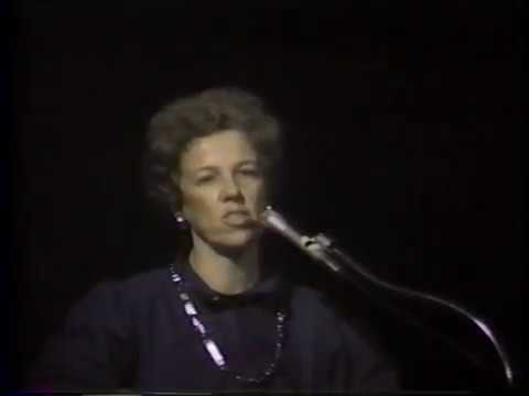 Carolyn Dry: Two lectures (1983)