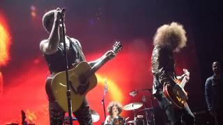 Lenny Kravitz - Sister - Amsterdam 19-Nov-2014 Lenny to the Resque!