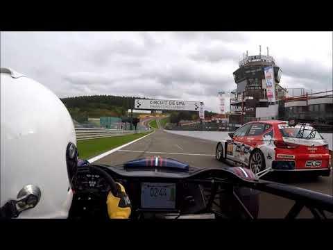 Ariel Atom Vs Seat Leon Racer At Spa Francorchamp 2017 Hot Lap 1:39