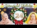 Super Relaxing Baby Christmas Lullabies Collection ♥ Soft Bedtime Music ♫ Good Night Sweet Dreams