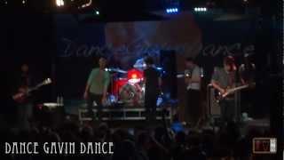 Dance Gavin Dance   FULL SET With Tilian Pearson Ace Of Spades Sacramento CA