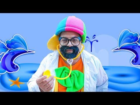 علوش ومروش - المياة الملوثة والطبيب علوش  - aloush maroush aloush the doctor and the water