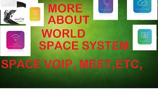 SPACE SYSTEM  WORLD GLOBAL NETWORK