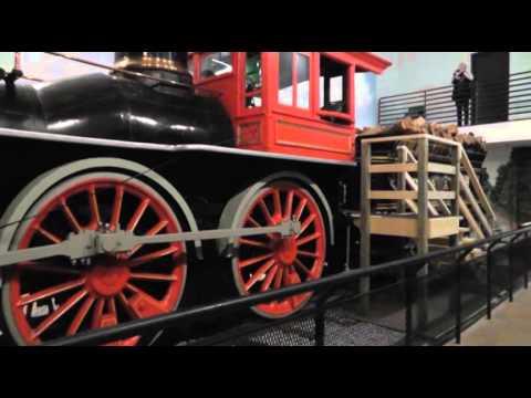 "Great Locomotive Chase ""General"" & ""Texas"" 4-4-0 locomotives"