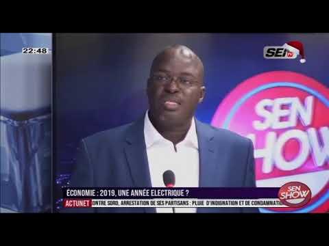 SenShow / Oumar Ba et Abdoulaye Niane / du jeudi 26 décembr
