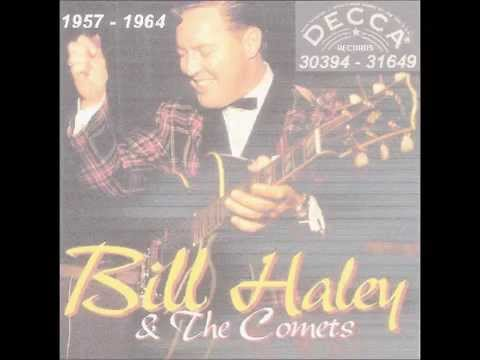 Bill Haley & His Comets - Decca 45 RPM Records - 1957 -1964