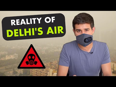 Reality of Air Pollution in Delhi | Analysis by Dhruv Rathee