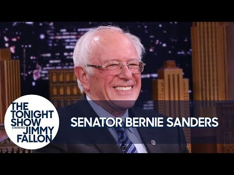 Senator Bernie Sanders on Ariana Grande's Endorsement and Growing Up Brooklyn