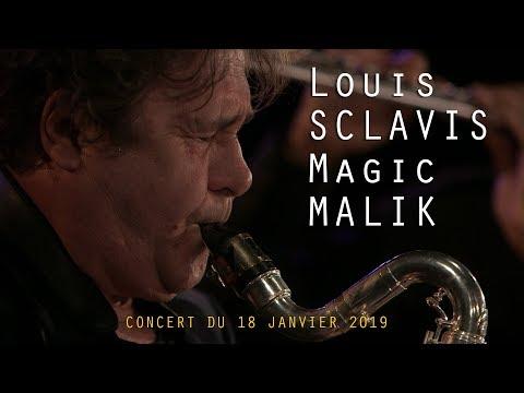 Extase - Louis Sclavis Quartet & Magic Malik - La VOD du Triton Mp3
