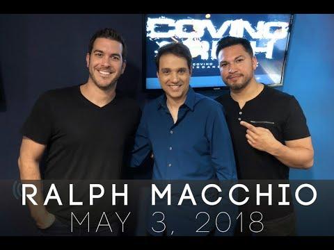 Ralph Macchio with Covino & Rich - 5/3/18