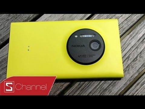 Schannel - Tất cả những gì bạn cần biết về Nokia Lumia 1020 - CellphoneS