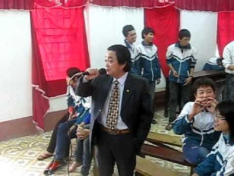 Thầy Kiều solo tại 12c - Trường THPT Lê Quý Đôn Nam Định