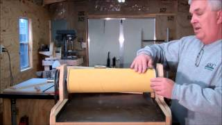 Building A Drum Sander Part 3