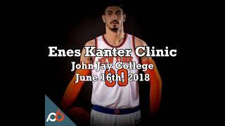 Playbook Kids hosts Enes Kanter Clinic