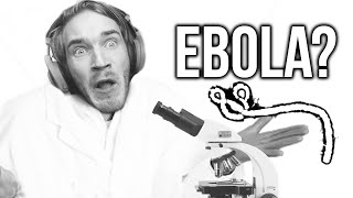 How To Get Ebola? - (Fridays With PewDiePie - Part 84)
