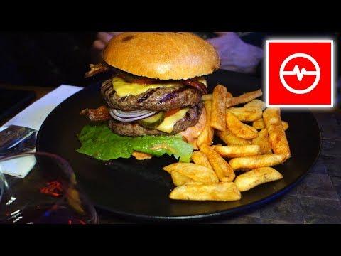 Najdroższy Burger W Polsce