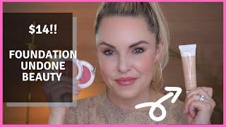 $14 FOUNDATION, VEGAN & CRUELTY-FREE ???? || Undone Beauty