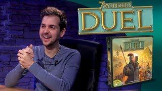 Seven Wonders: Duel - Lewis vs Ben - Game 3 (FINAL)