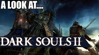 Dark Souls 2 PC Gameplay - 1080p Max Settings & First Impressions