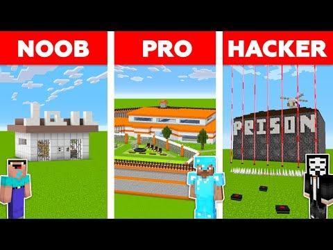 Minecraft NOOB vs