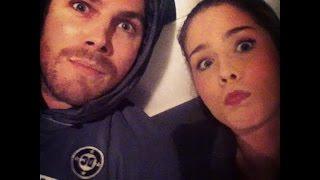 Stephen Amell & Emily Bett Rickards (Humor)