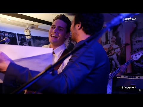 Amir and Douwe Bob - Une Belle Histoire | The Bar | ESC16