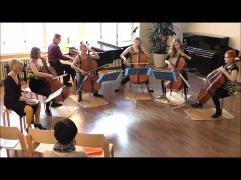 Toivo Kuula (arr. A. Hakkarainen): Mutton Dance