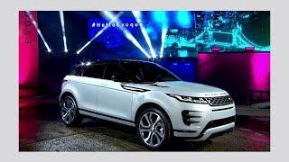 New Range Rover Evoque - The Original Evolved