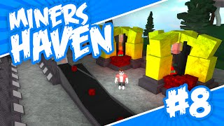 Miners Haven #8 - MEGA BOX OPENING (Roblox Miners Haven)