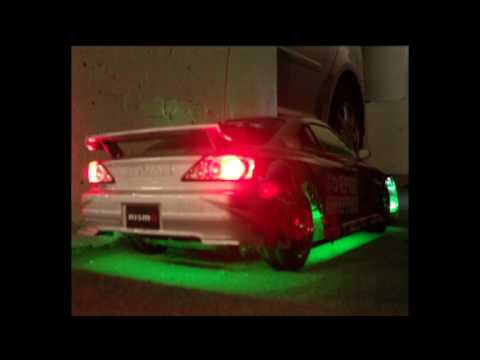 Tamiya Green Neon Brushless Rc Drift Star Youtube