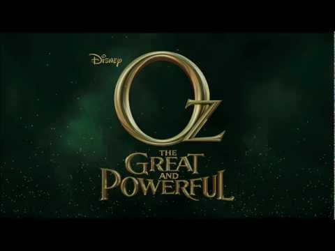 Oz The Great And Powerful Soundtrack OST - 4. A Strange World
