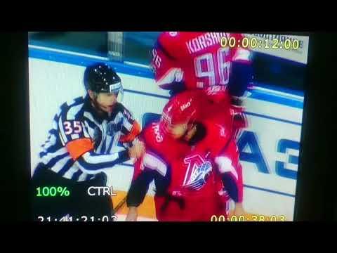 Fight on Ice
